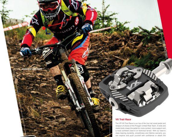 VX Trail Race Advert
