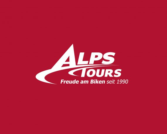 AlpsTours Business Card / Logo