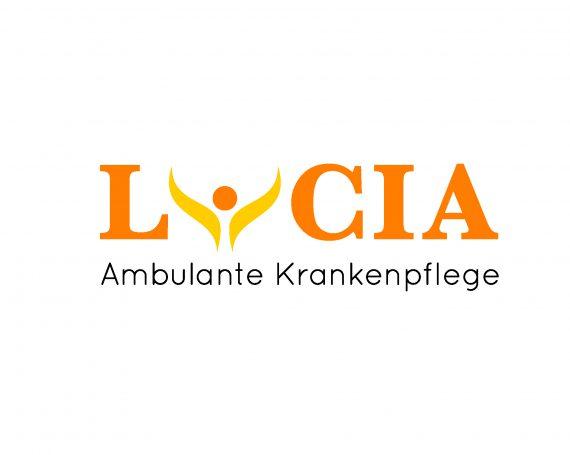 Lucia Krankenpflege Logo
