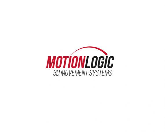 Motion Logic 3D Logo