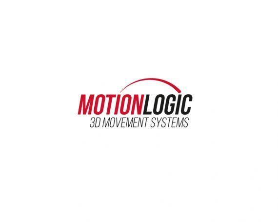 Motion Logic 3D Logo