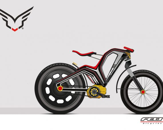 Felt Fat Tire Concepts