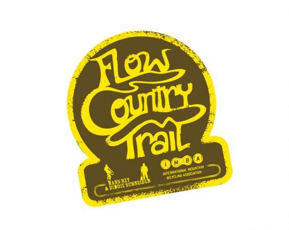 IMBA Flow Country Logo